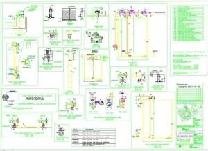 מערכת דלק לגנראטורים